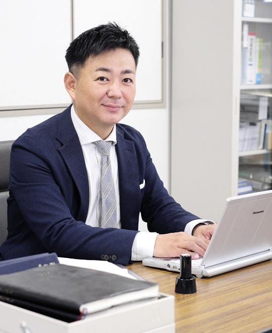 熊本事務所所長 吉永 賢一郎
